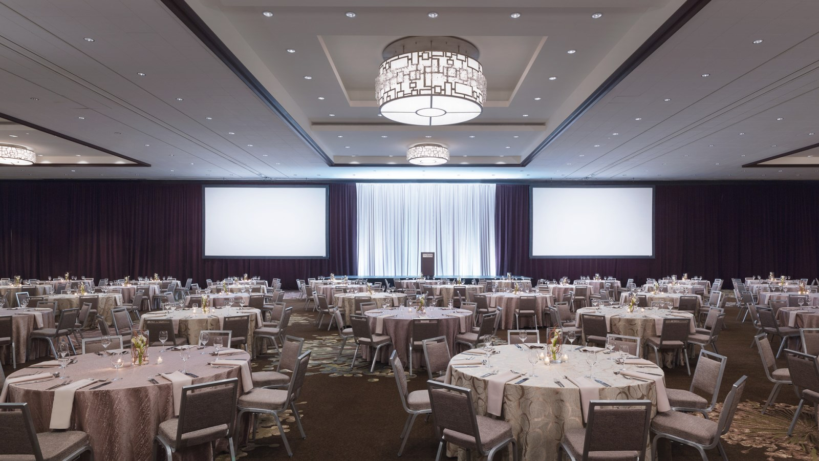 Seattle Event Venues - Grand Ballroom