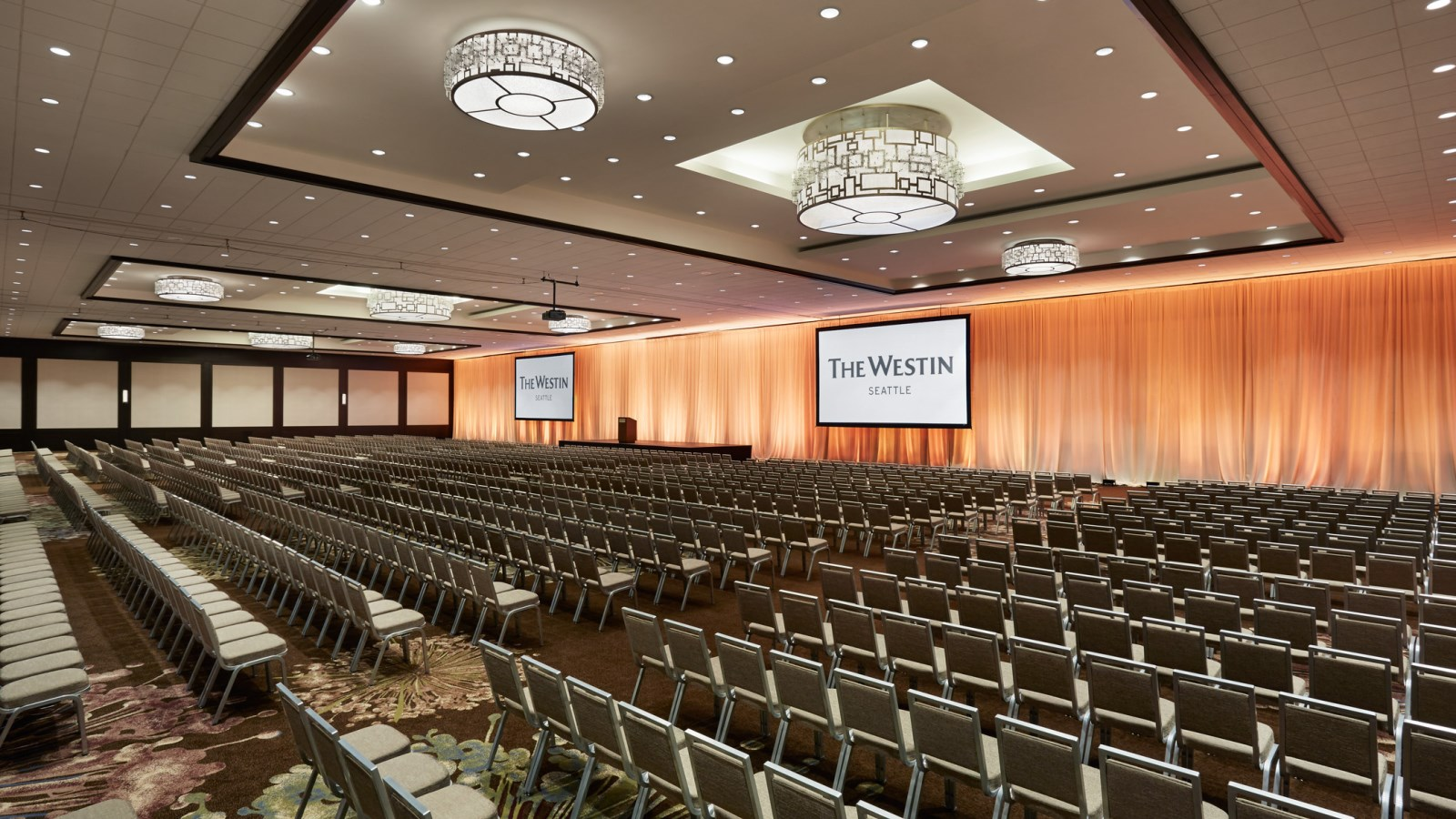 Seattle Meeting Rooms - Grand Ballroom