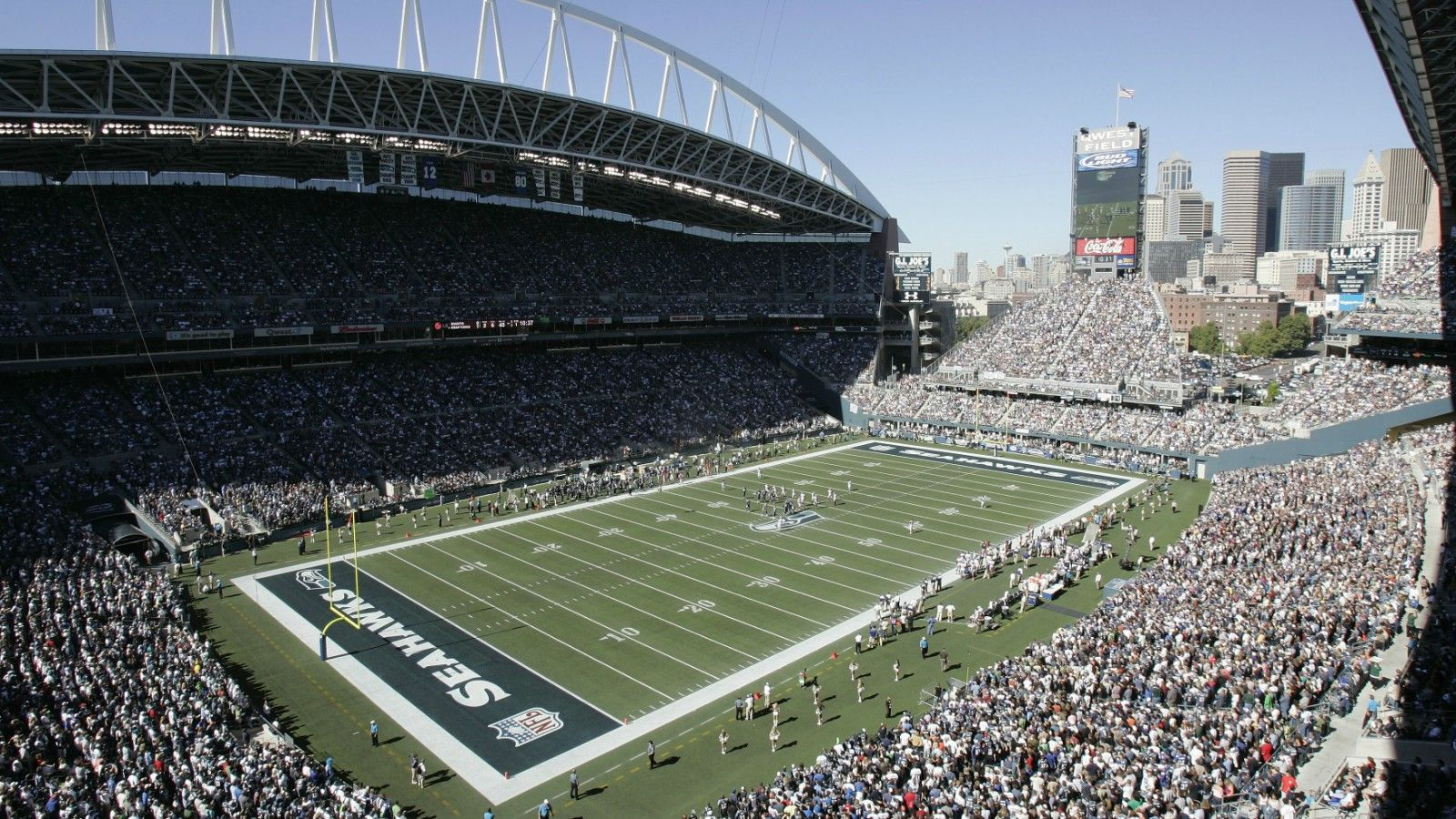 Things to Do in Seattle - Century Link Stadium