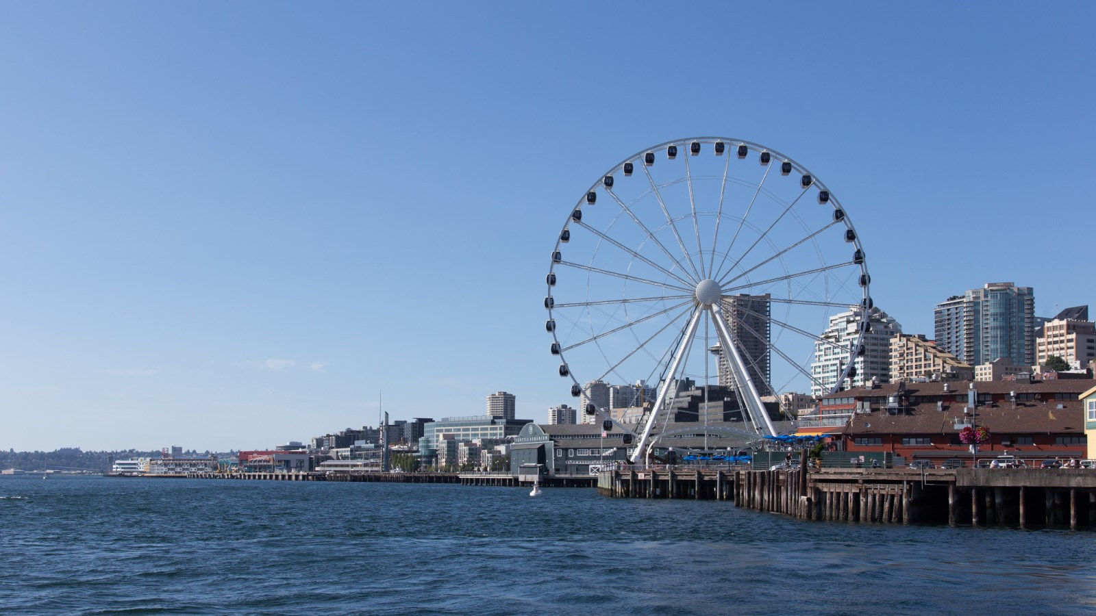 Things to Do in Seattle - Seattle Waterfront