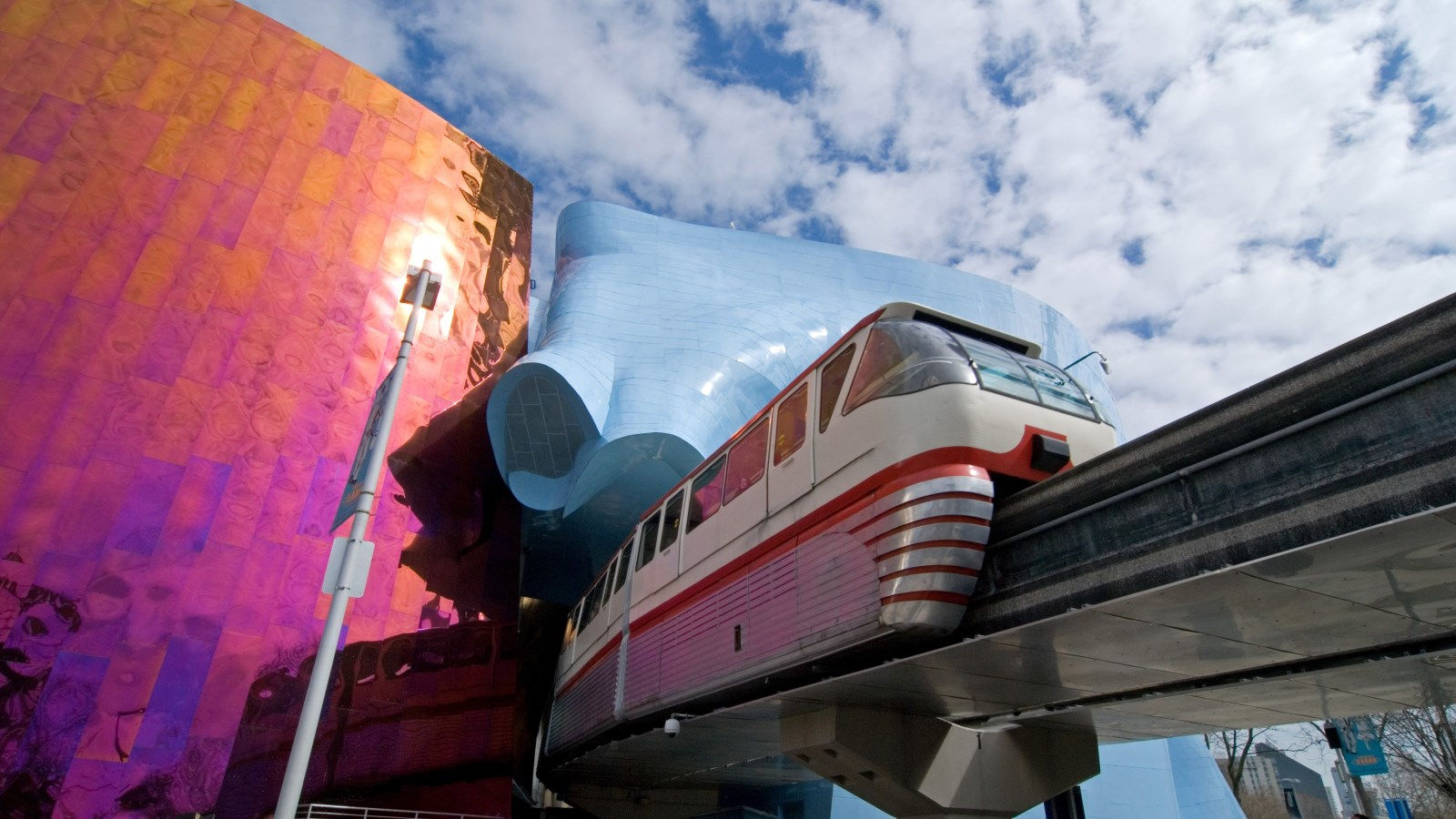 Things to Do in Seattle - Experience Music Project & Science Fiction Museum