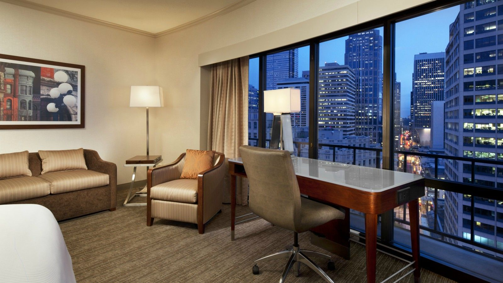 Downtown Seattle Hotel Business Leisure Travel The Westin Seattle