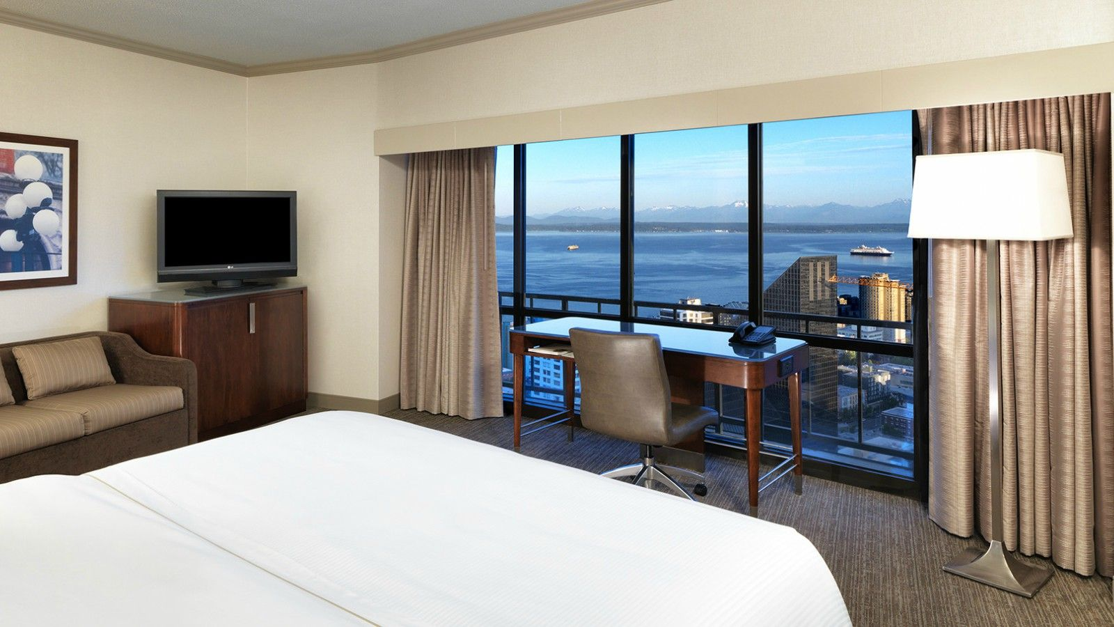 The Westin Seattle - Grand View Rooms
