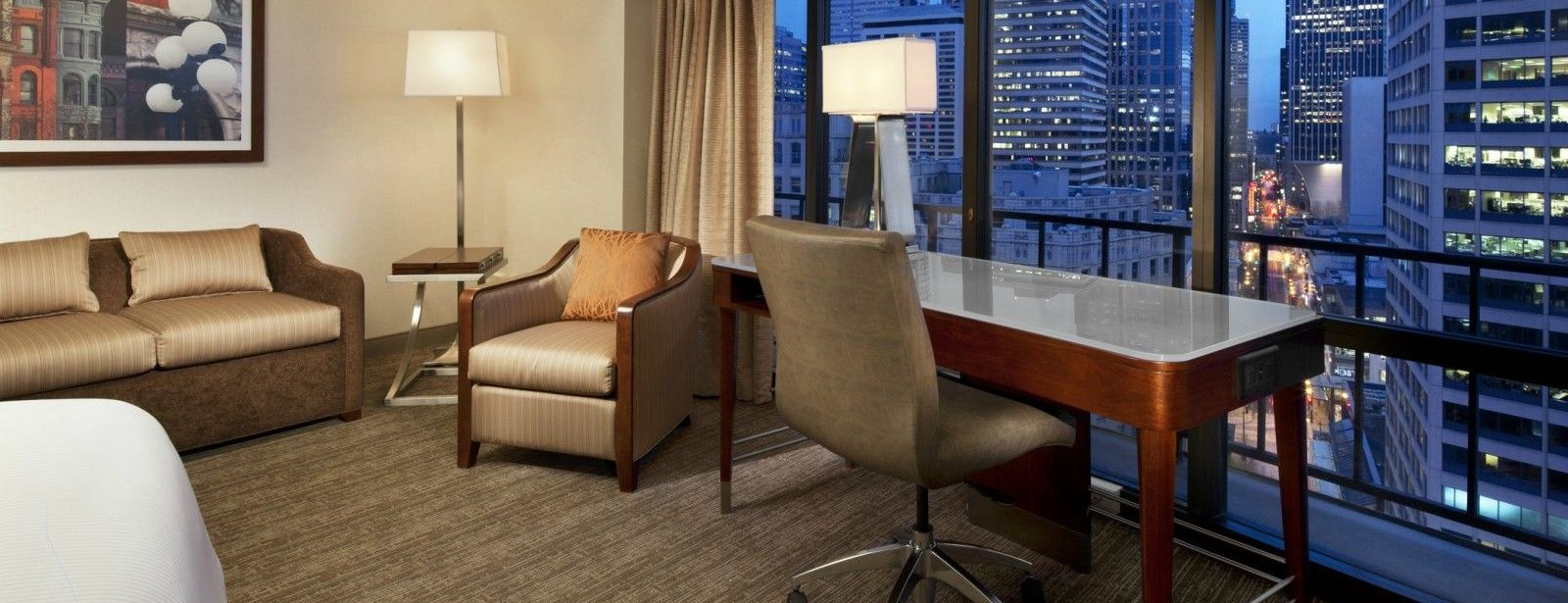 The Westin Seattle - Deluxe City View Rooms