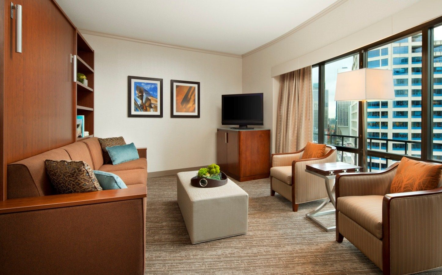 seattle lodging executive suites the westin seattle
